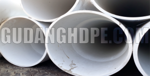 Pipa PVC Standard Untuk Instalasi Air Bersih