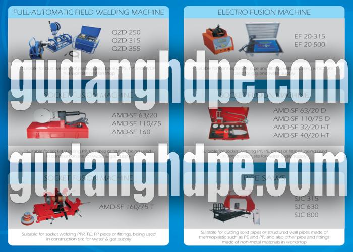 impor mesin hdpe